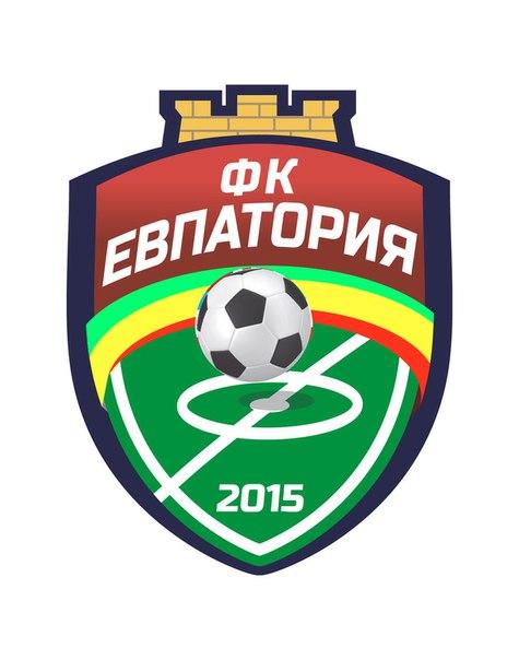 Эмблема ФК Евпатория