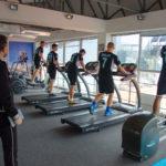 ФК «Океан» готовится к Чемпионату Премьер лиги на сборах