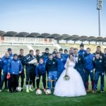 Поздравляем Артема Щербака с днем бракосочетания!