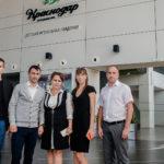 ФК «Кубань» и «Краснодар» делятся опытом построения детских академий с тренерским штабом ФК «Океан»